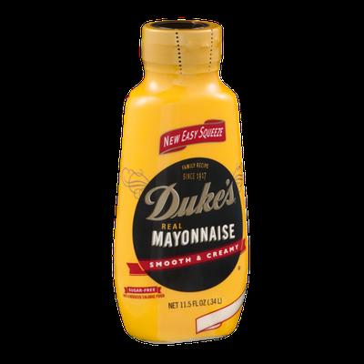 Duke's Real Mayonnaise Smooth & Creamy