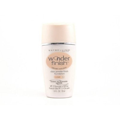 Maybelline Wonder Finish Liquid to Powder Foundation