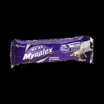 EAS Myoplex Cookies N' Creme Nutrition Bar