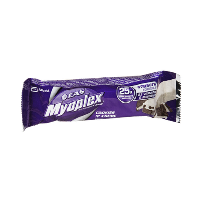 EAS Myoplex Cookies N' Creme Nutrition Bar