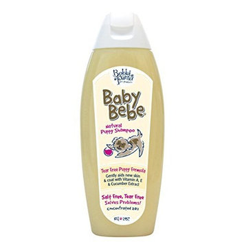 Bobbi Panter Pet Products Baby Bebe Puppy Shampoo, 10 oz