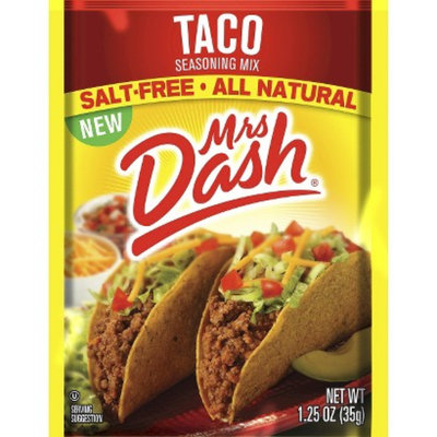 Mrs. Dash Taco Seasoning Mix 1.25 oz