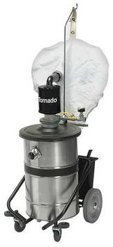 TORNADO 98697 Pneumatic Vacuum Cleaner, Wet/Dry,15 HP