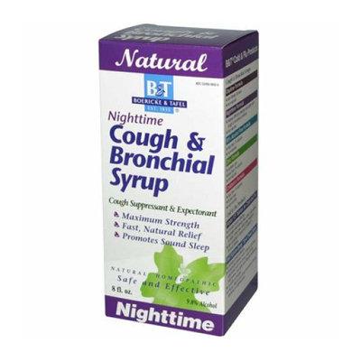 Boericke & Tafel Boericke and Tafel Cough and Bronchial Syrup Nighttime 8 fl oz