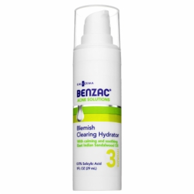 Benzac Blemish Clearing Hydrator, 1 fl oz