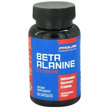 ProLab Nutrition Beta Alanine Extreme 56 Caps