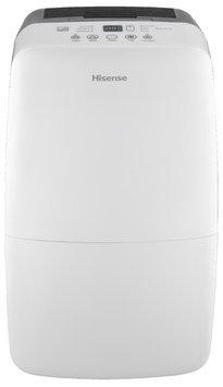 Hisense - 50-pint Dehumidifier