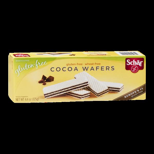 Schar Gluten & Wheat Free Cocoa Wafers