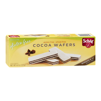 Schar Gluten & Wheat Free Cocoa Wafers