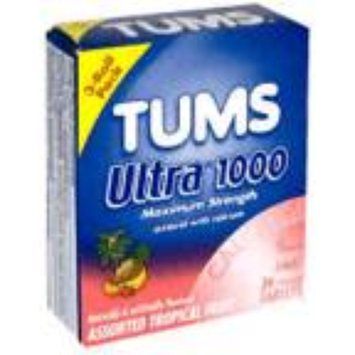 Tums Relieves Heartburn Sour Stomach Acid Indigestion