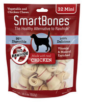 SmartBonesA Dog Treat