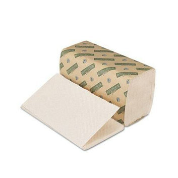 Green Paper Towels