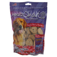 Omega Paw Health Smart Super Berry Dog Biscuits, 14-Ounce