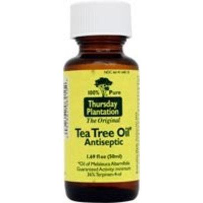Nature's Plus Thursday Plantation Tea Tree 100% Pure Oil (0.5 floz)