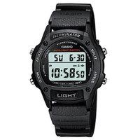 Casio Sport Watch 50M Water Resistant Dual Alarm