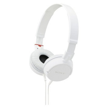 Sony Studio Series Headphones - White (MDRZX100/WHI)