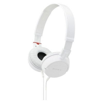 Sony Studio Series Headphones - White (MDRZX100/WHI)