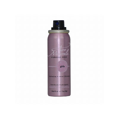 Aero Minerale Shimmer Hydrating Makeup Mist