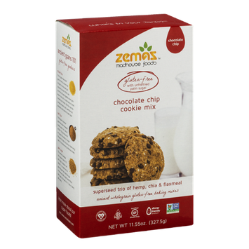 Zemas Madhouse Foods Chocolate Chip Cookie Mix