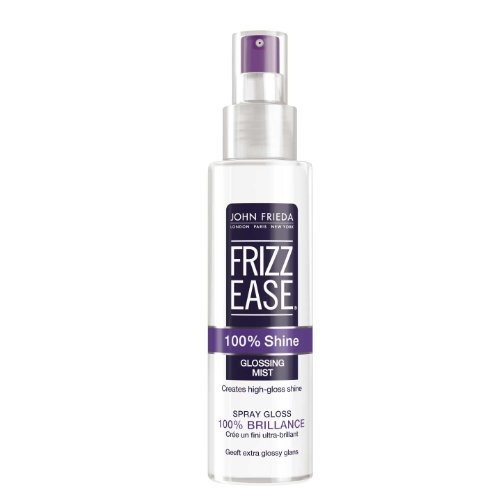 John Frieda Frizz Ease 100% Shine Glossing Mist Spray 75ml