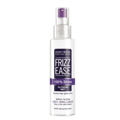 John Frieda Frizz Ease 100% Shine Glossing Mist Spray 75ml
