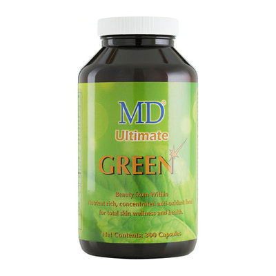 MD Lash MD Ultimate Green Skin Wellness & Health Dietary Supplement Capsules