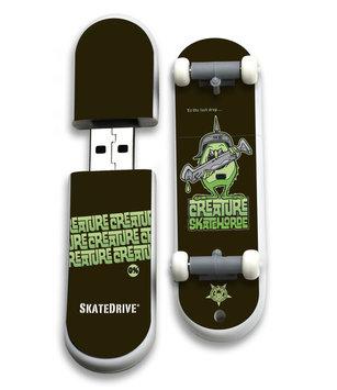 Action Sport Drives Creature 16GB SkateHorde SkateDrive USB Flash Drive