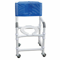 MJM International Bundle-21  Standard Deluxe Knocked Down Shower Chair