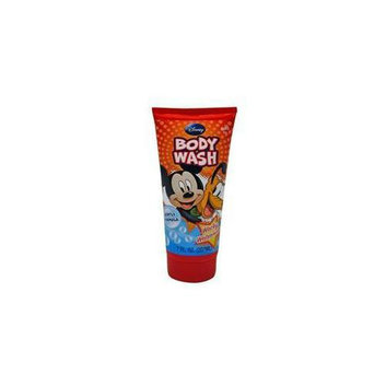 DDI Mickey & Minnie Body Wash 7 Oz Tube- Case of 24