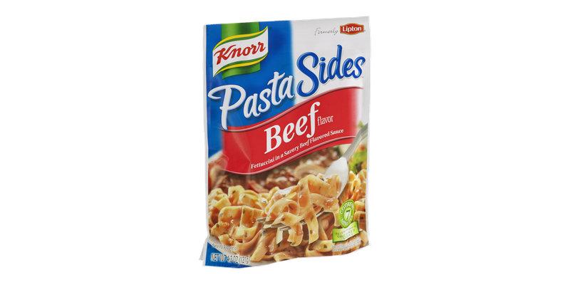 Knorr 174 Pasta Sides Beef Flavor Reviews 2019