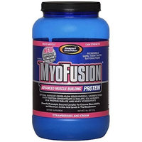 Gaspari Nutrition Myofusion With Hydrolysate, 2-Pound