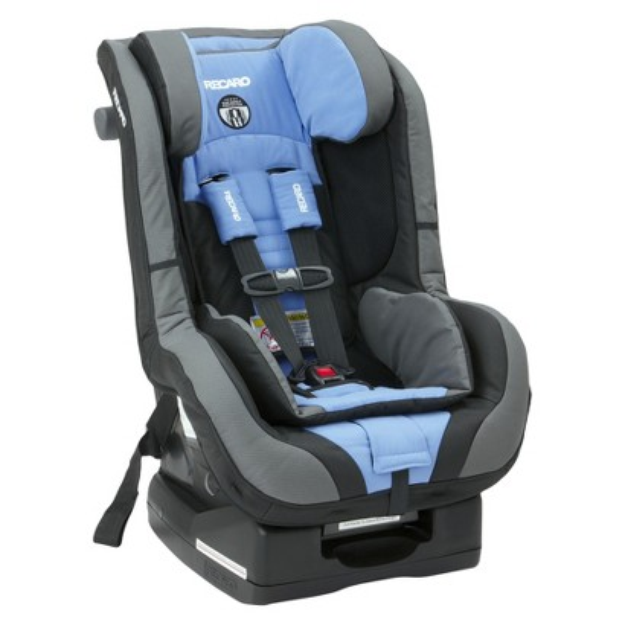 ProRIDE Convertible Car Seat - Blue Opal by Recaro