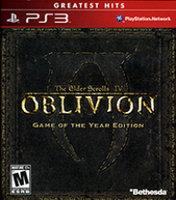 Bethesda Elder Scrolls IV  Oblivion GOTY