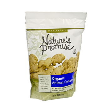 Nature's Promise Organics Organic Animal Crackers