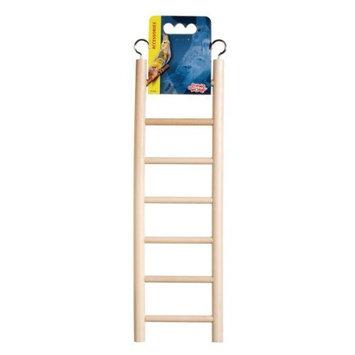 Hagen Living World Wooden Ladder, 7 Step