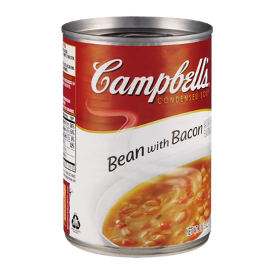 Campbell's Bean with Bacon Condensed Soup