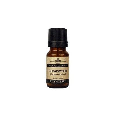 Plantlife Cedarwood Atlantic 100% Pure Essential Oil - 10 ml
