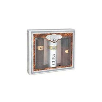 Cuba Gold Gift Set  Gold By