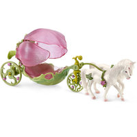 Schleich Fairy Elf Carriage with Horses