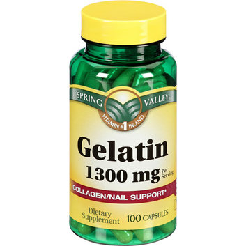 Spring Valley : Collagen Support* Gelatin 10 Grain