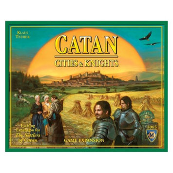 Mayfair Games Catan Cities & Knights 4th Ed Game