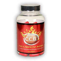 Pro Fight CCB (120 Capsules) The Ultimate Antioxidant Fat Burner with L-Carnitine, Calcium Pyruvate, B Complex and Alpha Lipoic Acid