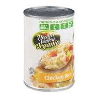 Health Valley Organic Soup Chicken Rice