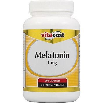 Vitacost Brand Vitacost Melatonin -- 1 mg - 300 Capsules