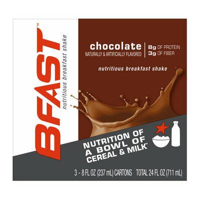 BFast Chocolate Nutritious Breakfast Shakes