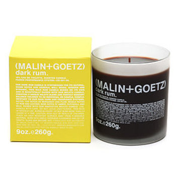 Malin+goetz MALIN+GOETZ Candle, 60 Hours - Dark Rum, 9 oz