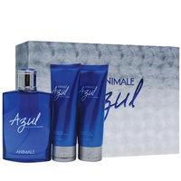 Animale Parfums 'Animale Azul' Men's Three-piece Fragrance Set