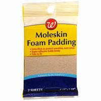 Walgreens Moleskin Foam Padding