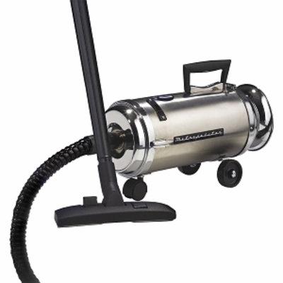 Metropolitan Vacuum Cleaners Mini Canister 4.0 PHP Twin Fan Motor