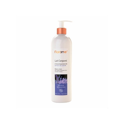Florame Body Lotion Lavender Flowers